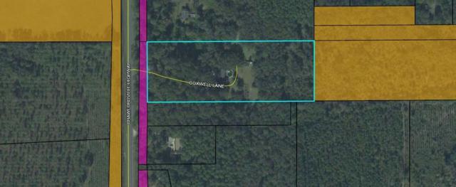 1721 Crawfordville, Crawfordville, FL 32327 (MLS #295488) :: Best Move Home Sales