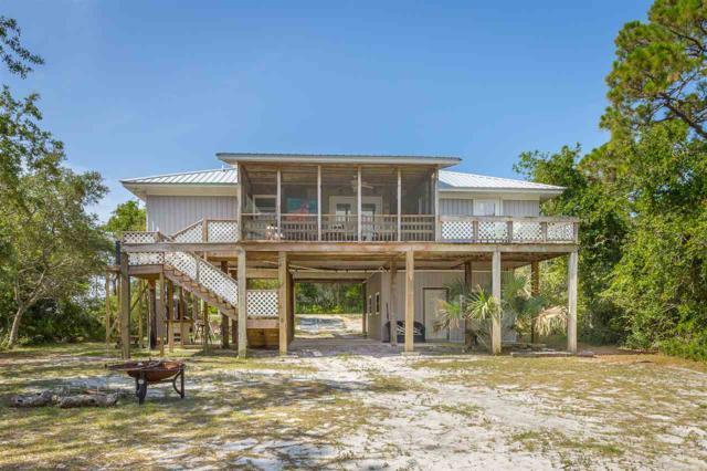 1282 Angus Morrison, Alligator Point, FL 32346 (MLS #295575) :: Best Move Home Sales