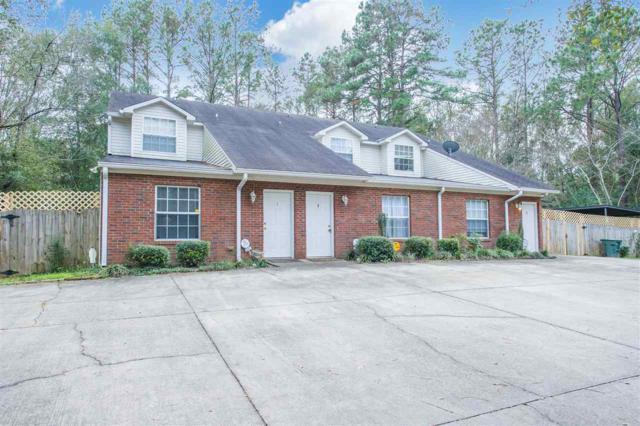 2551 Pecan Unit 1,2,3, Tallahassee, FL 32303 (MLS #296438) :: Best Move Home Sales