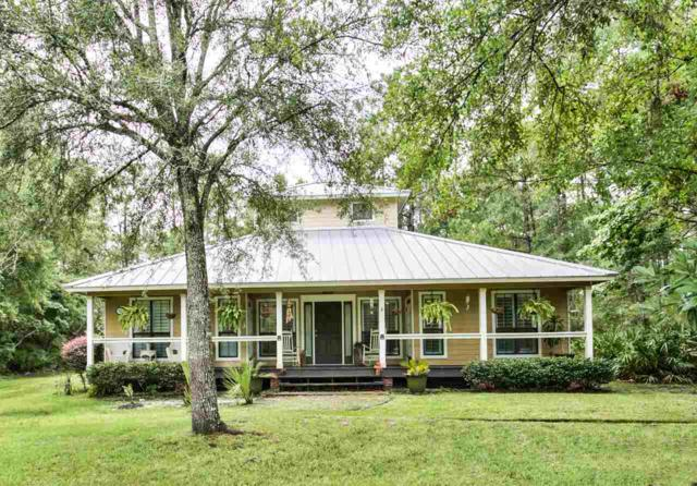 32 Burnt Pine Loop, St Marks, FL 32355 (MLS #296585) :: Best Move Home Sales