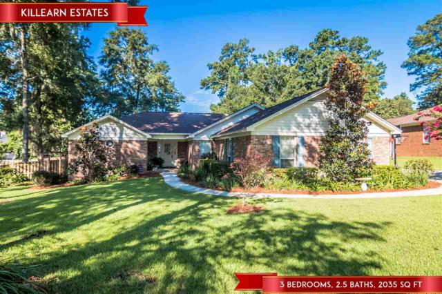3572 Stowe Trace, Tallahassee, FL 32309 (MLS #297010) :: Best Move Home Sales