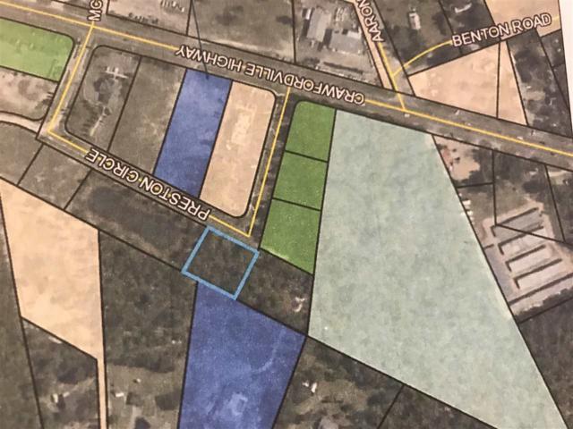 Preston Lot 11 Century Park, Crawfordville, FL 32327 (MLS #297237) :: Best Move Home Sales