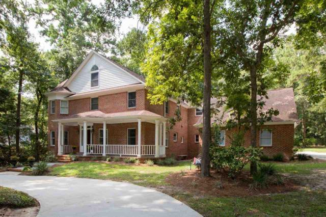 8498 Congressional Dr, Tallahassee, FL 32312 (MLS #297973) :: Best Move Home Sales