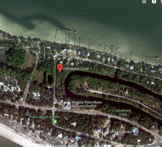 240 Harbor Circle, Alligator Point, FL 32346 (MLS #298797) :: Best Move Home Sales