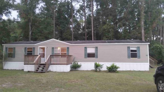 983 Wakulla Arran Road, Crawfordville, FL 32327 (MLS #298851) :: Team Goldband