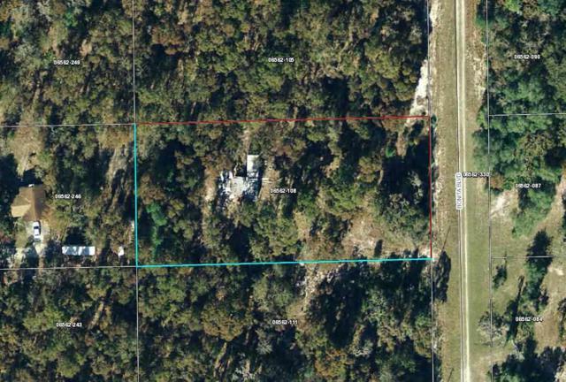 15095 Bonita Blvd, Keaton Beach, FL 32348 (MLS #299178) :: Best Move Home Sales