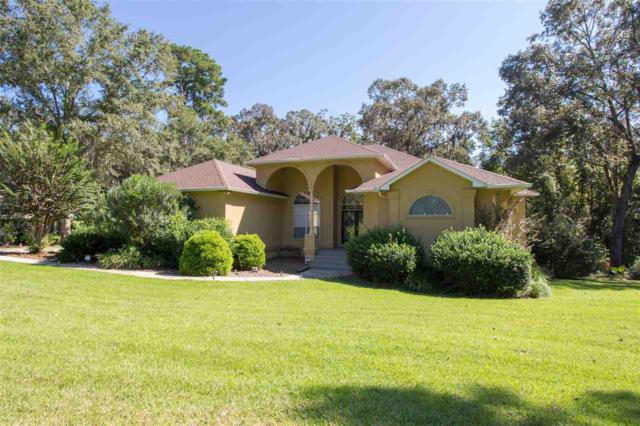 363 Milestone, Tallahassee, FL 32312 (MLS #299426) :: Best Move Home Sales