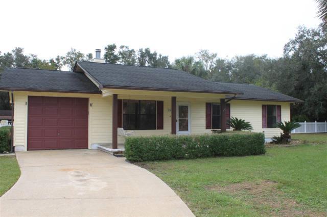 264 Bay Pine, Crawfordville, FL 32327 (MLS #299704) :: Best Move Home Sales