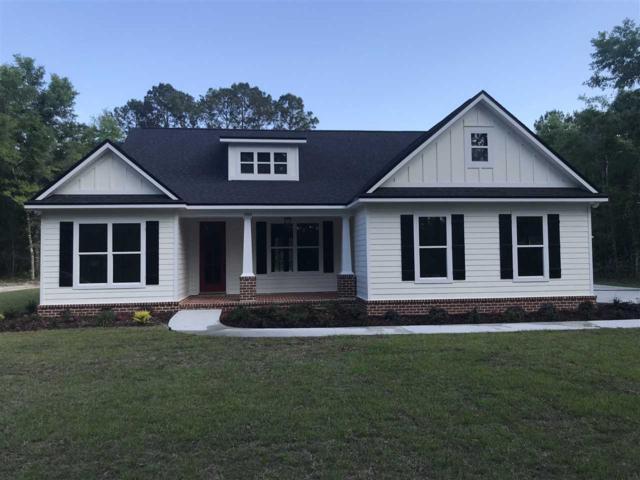 Lot 3 Aaron Strickland, Crawfordville, FL 32327 (MLS #300106) :: Best Move Home Sales