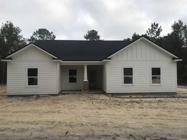 Lot 5 Aaron Strickland, Crawfordville, FL 32327 (MLS #300121) :: Best Move Home Sales