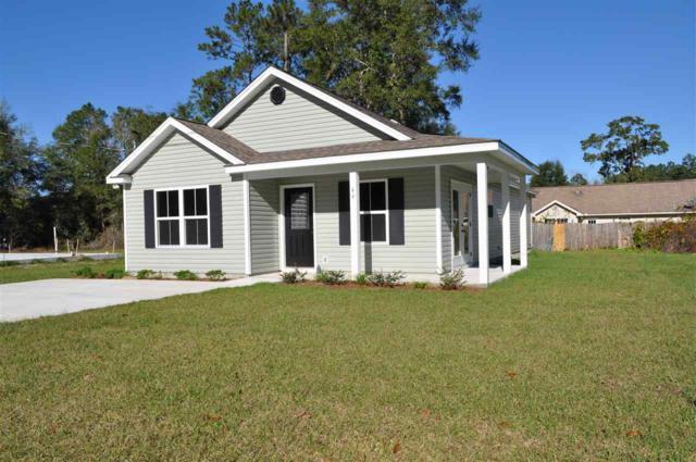 lot 110 Tafflinger, Crawfordville, FL 32327 (MLS #300541) :: Best Move Home Sales
