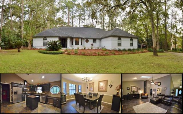 9022 Winged Foot Drive, Tallahassee, FL 32312 (MLS #300693) :: Best Move Home Sales