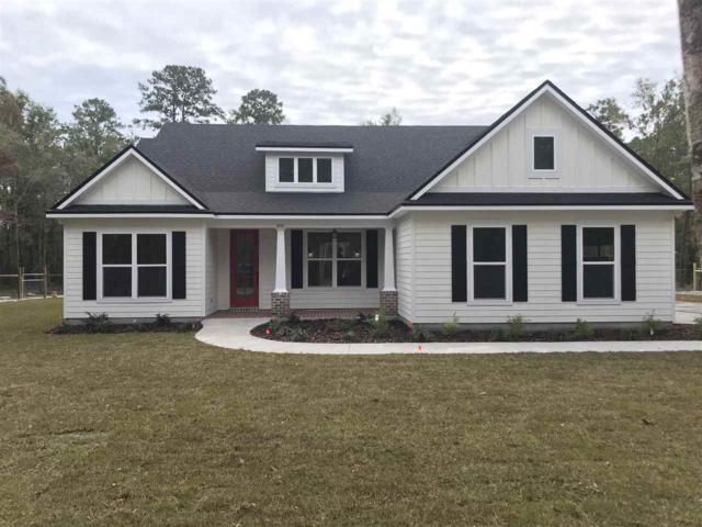 Lot 2 Aaron Strickland, Crawfordville, FL 32327 (MLS #300901) :: Best Move Home Sales