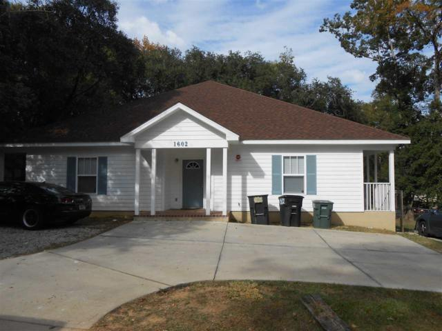 1602 Airport, Tallahassee, FL 32304 (MLS #300928) :: Best Move Home Sales