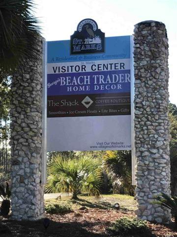 xxx Water Oak, St Marks, FL 32358 (MLS #301436) :: Best Move Home Sales