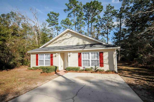 123 Ted Lott, Crawfordville, FL 32327 (MLS #301605) :: Best Move Home Sales