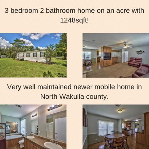 80 Sue, Crawfordville, FL 32327 (MLS #301713) :: Best Move Home Sales