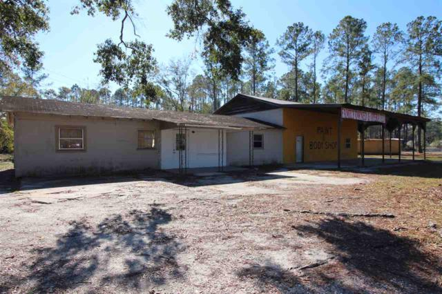 2181 Sopchoppy Hwy, Sopchoppy, FL 32358 (MLS #301826) :: Best Move Home Sales