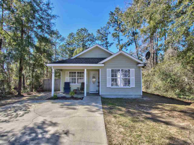 126 Melody, Crawfordville, FL 32327 (MLS #302590) :: Best Move Home Sales