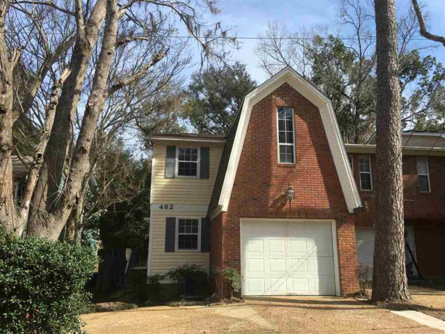 482 Teal, Tallahassee, FL 32308 (MLS #302665) :: Best Move Home Sales