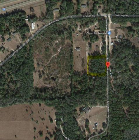 0 Sandy Acres, Tallahassee, FL 32317 (MLS #302805) :: Best Move Home Sales