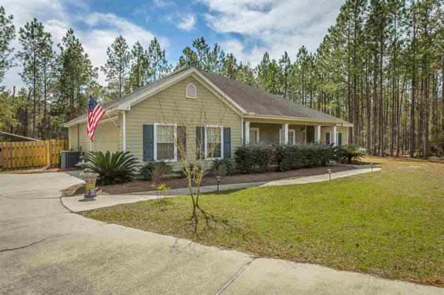 3 Ponderosa, Crawfordville, FL 32327 (MLS #302906) :: Best Move Home Sales