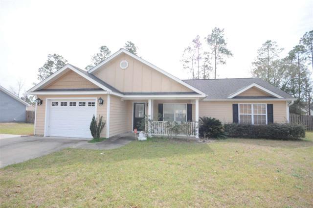29 Hemlock Way, Crawfordville, FL 32327 (MLS #303859) :: Best Move Home Sales