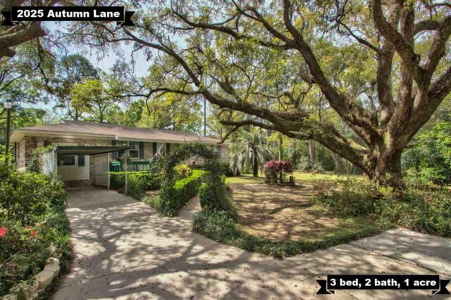 2025 Autumn, Tallahassee, FL 32305 (MLS #304194) :: Best Move Home Sales