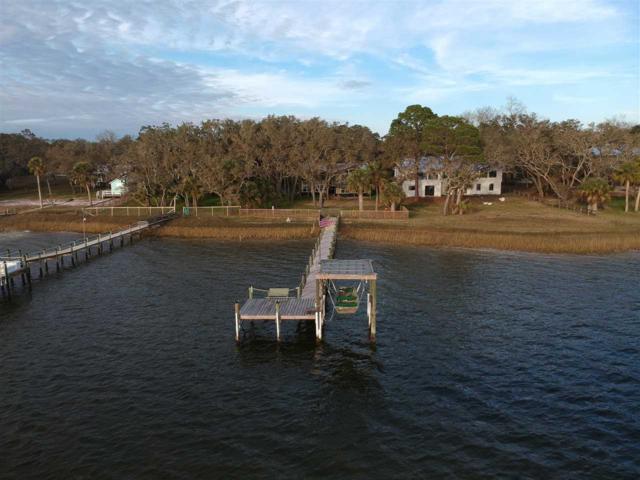 676 Alligator, Alligator Point, FL 32346 (MLS #304225) :: Best Move Home Sales