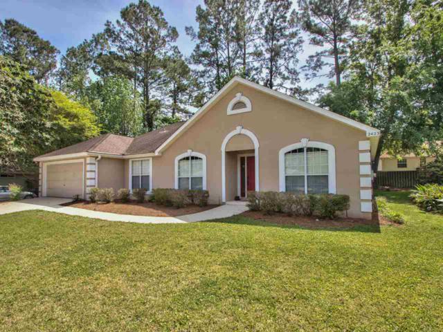 2423 Buttonbush, Tallahassee, FL 32308 (MLS #305158) :: Best Move Home Sales