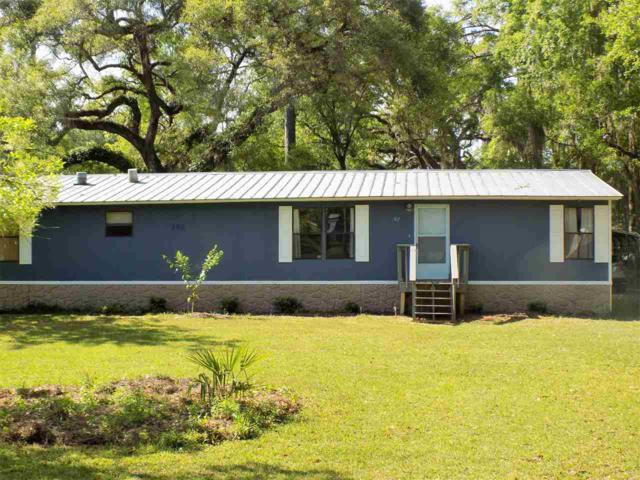 67 Shell Island Road, St Marks, FL 32355 (MLS #305159) :: Best Move Home Sales
