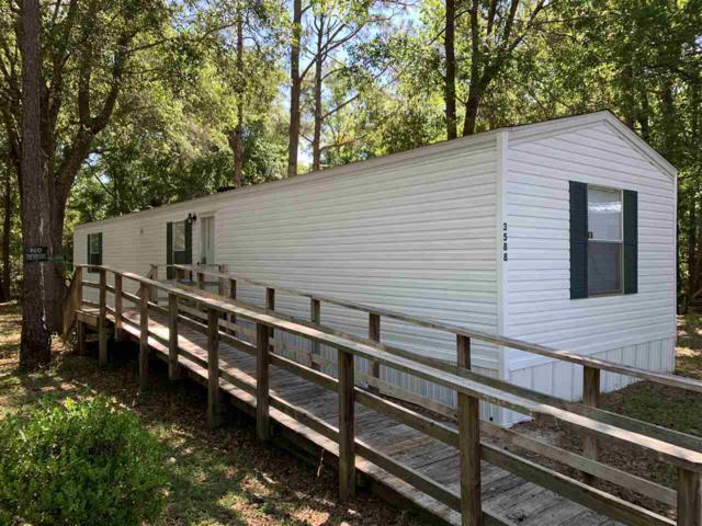 3588 Sundown, Tallahassee, FL 32305 (MLS #305318) :: Best Move Home Sales