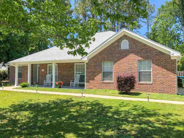 42 Cardinal Court, Crawfordville, FL 32327 (MLS #305745) :: Best Move Home Sales