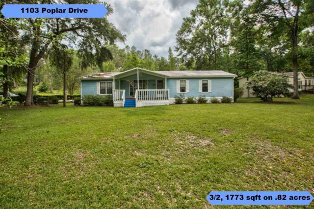 1103 Poplar, Tallahassee, FL 32304 (MLS #306315) :: Best Move Home Sales