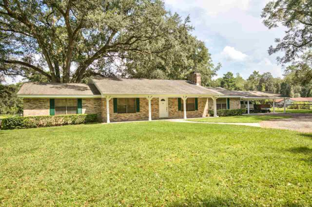 727 Benjamin Chaires Rd, Tallahassee, FL 32317 (MLS #306588) :: Best Move Home Sales