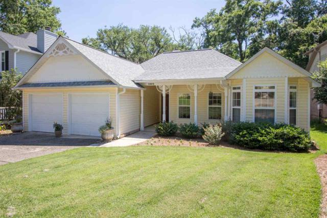 2009 Forest Glen, Tallahassee, FL 32303 (MLS #306678) :: Best Move Home Sales