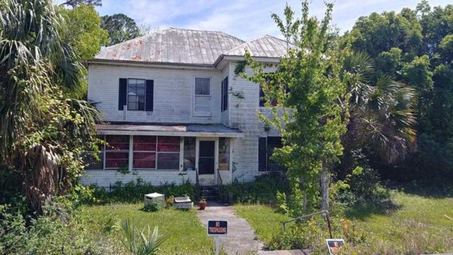 303 SE Avenue B, Carrabelle, FL 32322 (MLS #306708) :: Danielle Andrews Real Estate
