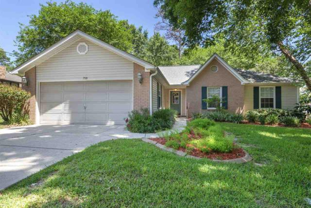 758 Stone House, Tallahassee, FL 32301 (MLS #306779) :: Best Move Home Sales