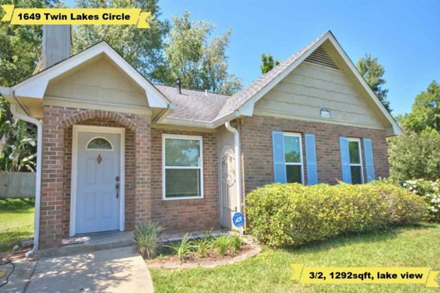 1649 Twin Lakes, Tallahassee, FL 32311 (MLS #306792) :: Best Move Home Sales