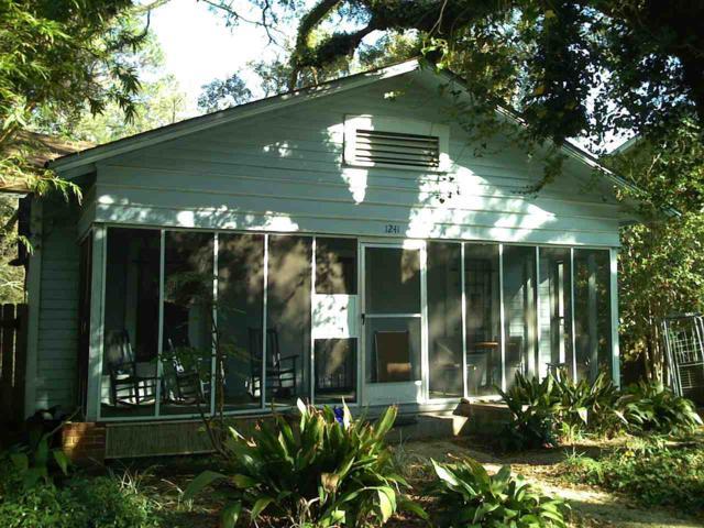 1241 N Bronough, Tallahassee, FL 32303 (MLS #306991) :: Best Move Home Sales