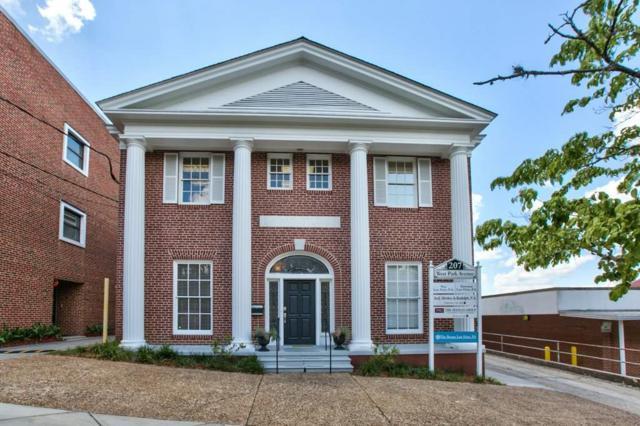 207 W Park, Tallahassee, FL 32301 (MLS #307751) :: Best Move Home Sales
