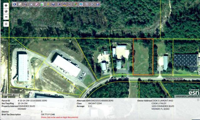 XXX Commerce, Midway, FL 32343 (MLS #307865) :: Best Move Home Sales