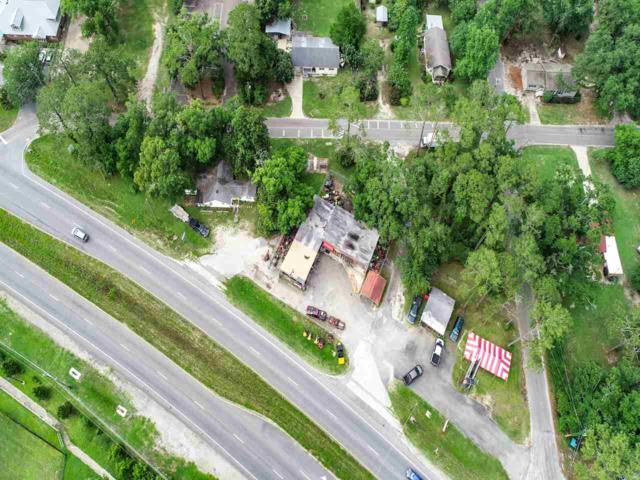 3318 N Monroe Street -, Tallahassee, FL 32303 (MLS #308086) :: Team Goldband