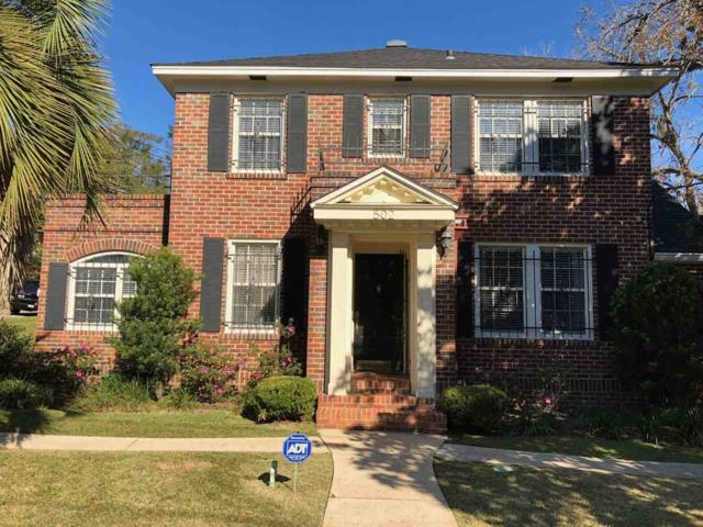 502 E Park, Tallahassee, FL 32301 (MLS #308225) :: Best Move Home Sales