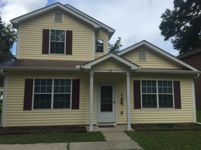 25 W F Magers, Crawfordville, FL 32327 (MLS #308766) :: Best Move Home Sales