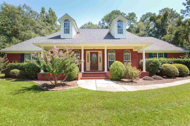 368 Thornberg Dr., Tallahassee, FL 32312 (MLS #309509) :: Best Move Home Sales