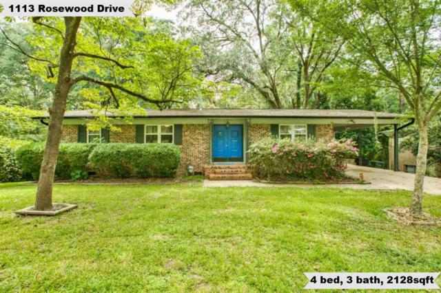 1113 Rosewood, Tallahassee, FL 32301 (MLS #309536) :: Best Move Home Sales