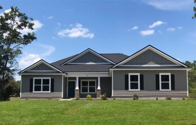 Lot 4 Alexander, Crawfordville, FL 32327 (MLS #309559) :: Best Move Home Sales