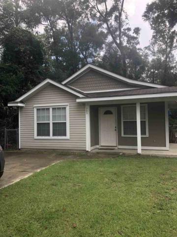 205 Broken Bow, Crawfordville, FL 32327 (MLS #309709) :: Best Move Home Sales
