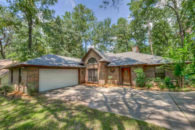 1886 Log Ridge, Tallahassee, FL 32312 (MLS #309827) :: Best Move Home Sales